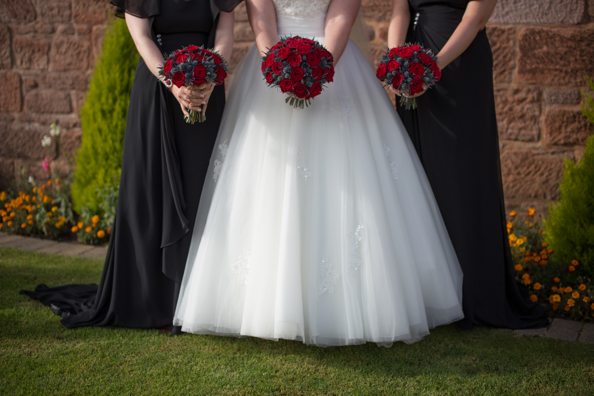Dumfries Arms Hotel Wedding 13